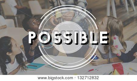 Possible Achievement Potential Opportunity Development Concept