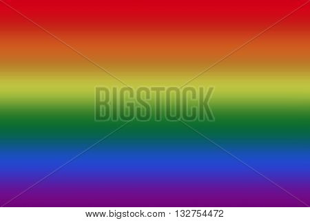 background of a rainbow colors for gaypride