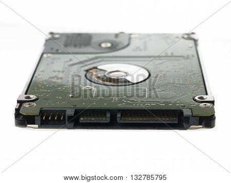 Image Of Usb Port Of Hard Disk