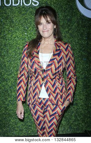 LOS ANGELES - JUN 2:  Chelsea Field at the 4th Annual CBS Television Studios Summer Soiree at the Palihouse on June 2, 2016 in West Hollywood, CA