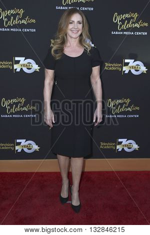 LOS ANGELES - JUN 2:  Peri Gilpin at the Television Academy 70th Anniversary Gala at the Saban Theater on June 2, 2016 in North Hollywood, CA