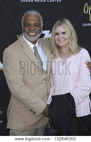 LOS ANGELES - JUN 2:  Ted Lange at the Television Academy 70th Anniversary Gala at the Saban Theater on June 2, 2016 in North Hollywood, CA