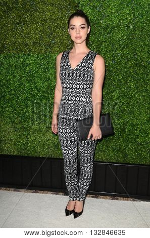 LOS ANGELES - JUN 2:  Adelaide Kane at the 4th Annual CBS Television Studios Summer Soiree at the Palihouse on June 2, 2016 in West Hollywood, CA