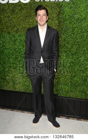 LOS ANGELES - JUN 2:  Christopher Mintz-Plasse at the 4th Annual CBS Television Studios Summer Soiree at the Palihouse on June 2, 2016 in West Hollywood, CA