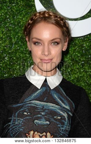 LOS ANGELES - JUN 2:  Rachel Skarsten at the 4th Annual CBS Television Studios Summer Soiree at the Palihouse on June 2, 2016 in West Hollywood, CA