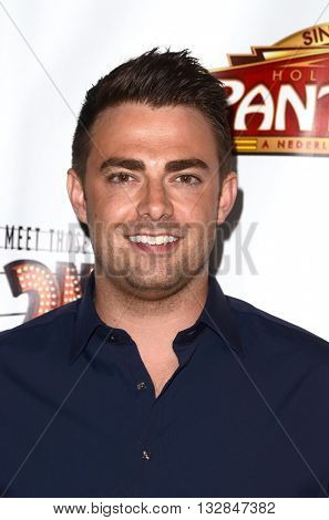 LOS ANGELES - MAY 31:  Jonathan Bennett at the 42nd Street Play Opening at the Pantages Theater on May 31, 2016 in Los Angeles, CA