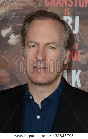 LOS ANGELES - MAY 10:  Bob Odenkirk at the All The Way LA Premeire Screening at the Paramount Studios on May 10, 2016 in Los Angeles, CA
