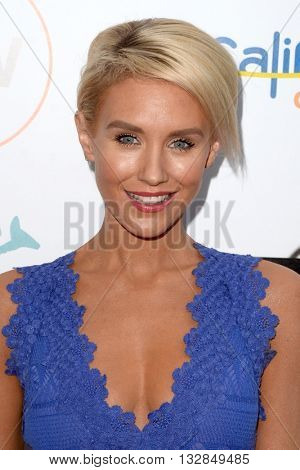 LOS ANGELES - JUN 1:  Nicky Whelan at the 2016 Australians In Film Heath Ledger Scholarship Dinner at the Mr. C on June 1, 2016 in Beverly Hills, CA