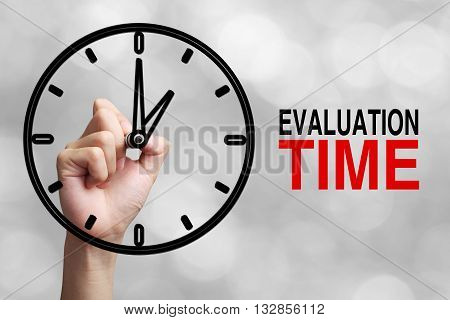 Evaluation Time Concept