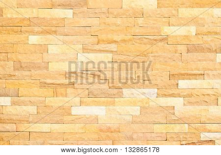 brown brick wall texture abstract for background
