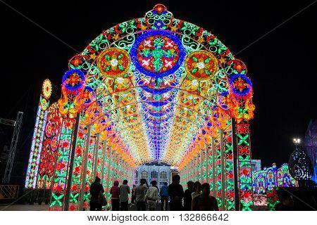 Bangkok City Of Light