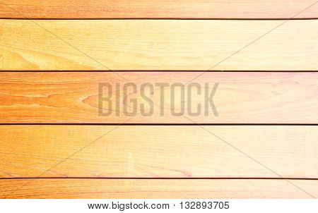 Panel of wood plank used for background