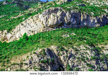 Peyrepertuse Cathar Castle