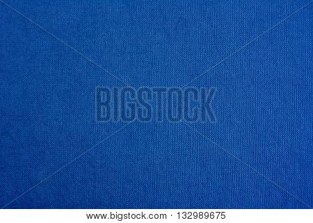 Blue fabric textile rug texture for background