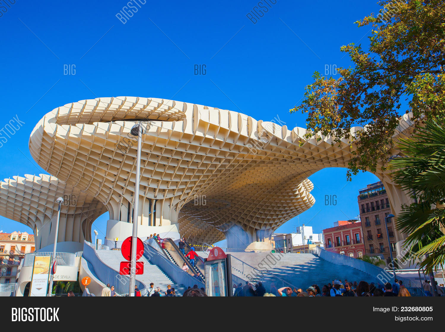 Seville Spain Image Photo Free Trial Bigstock