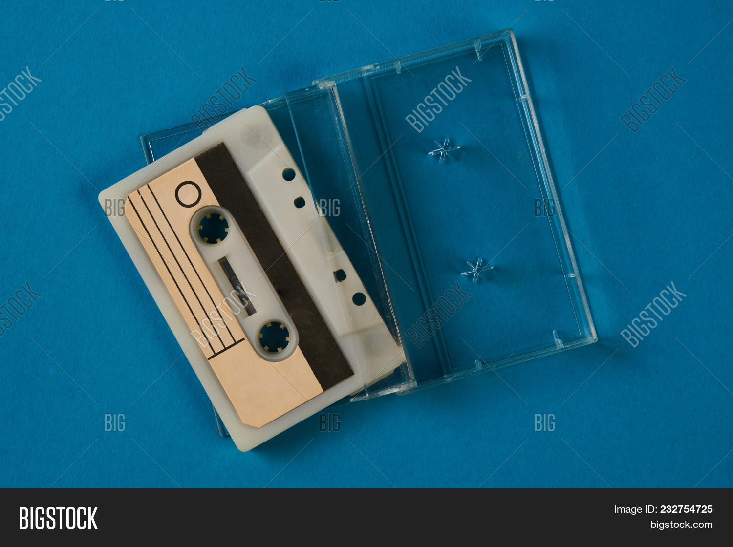 Cassette Tape Case Template from static3.bigstockphoto.com