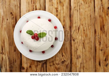 Easter Cottage Cheese Dessert, Traditional Orthodox Easter Dishes.