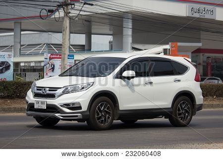 Private Car Honda Crv City Suv Car
