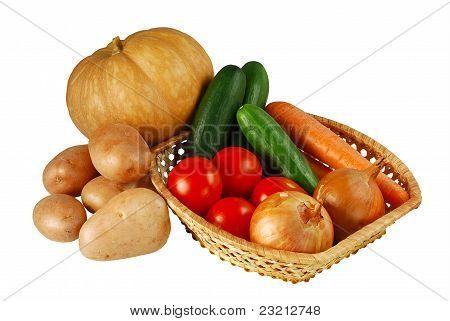 Autumn Vegetables Mix