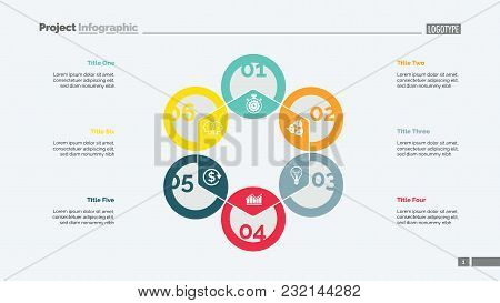 Hexagon Chart. Process Diagram, Cycle Graph, Layout. Creative Concept For Infographics, Presentation
