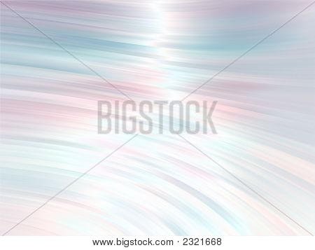 Fractal Abstract Background - Pastel Texture
