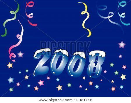 2008 New Year Celebration