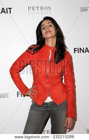 LOS ANGELES - FEB 19:  Mallika Sherawat at the
