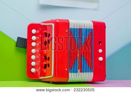 A Little Accordion, Harmonic, Musical Instrument, Music Repair White Keys . Musical Instrument Garmo