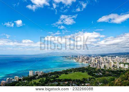 Hawaii Waikiki By The Sea In Oahu Honolulu Hawaii