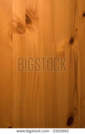 Antique Pine Wooden Panel