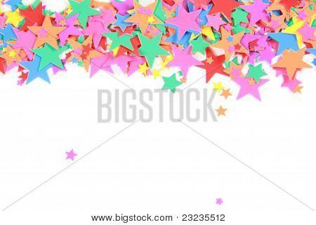 A Lot Of  Color Stars