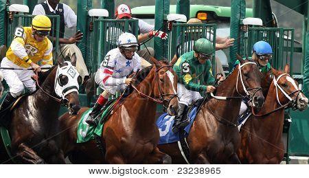 Allowance Race Gate Break