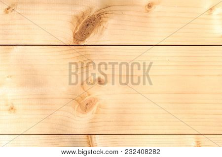 The Light Broun Wood Texture With Natural Patterns Background