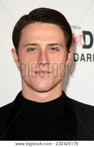 LOS ANGELES - FEB 20:  Shane Harper at the
