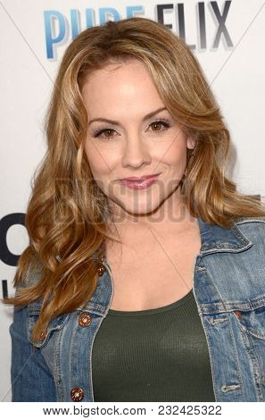 LOS ANGELES - FEB 20:  Kelly Stables at the