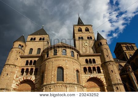 Cathedral And Church Of Our Lady, Trier, Germany