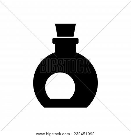 Olive Oil Vector Icon On White Background. Olive Oil Modern Icon For Graphic And Web Design. Olive O