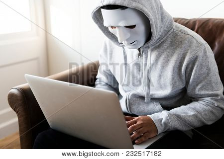 Computer hacker and cyber crime
