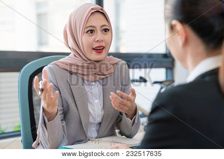 Muslim Explain Business Stuff.