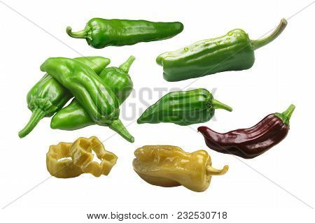 Peppers For Pickling, Paths