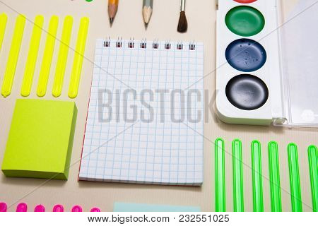 Notepad And Stationery For Records