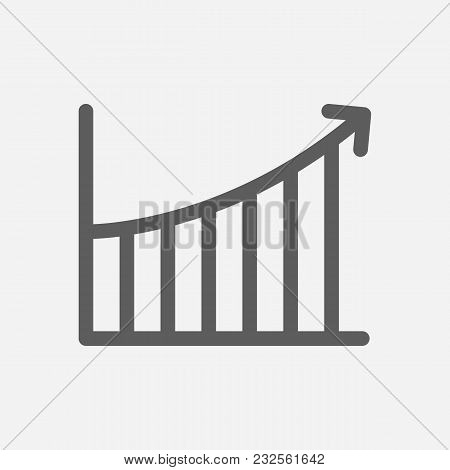 Rally Icon Line Symbol. Isolated Vector Illustration Of  Icon Sign Concept For Your Web Site Mobile