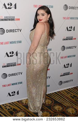LOS ANGELES - FEB 22:  Ariel Winter at the