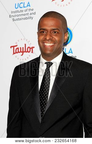 LOS ANGELES - FEB 22:  Bakari Sellers at the UCLA's 2018 Institute Of The Environment And Sustainability (IoES) Gala at the Private Estate on February 22, 2018 in Beverly Hills, CA
