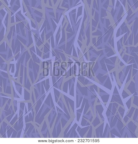 Seamless Acute-angled Texture For Form Of The Army Of Sexual Minorities. Version  Blue Vintage