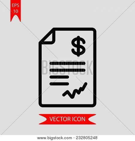 Act Icon Vector In Modern Flat Style For Web, Graphic And Mobile Design. Act Icon Vector Isolated On
