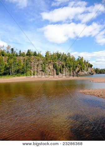 Lake Superior/Gooseberry state park
