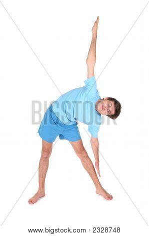 Йога человек