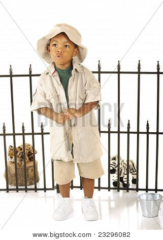 Whistling Zookeeper