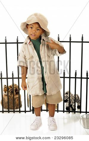 I'm The Zookeeper
